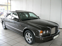 Bentley Arnage Green lable